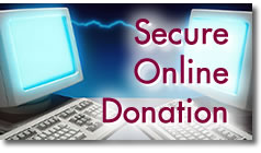 donate securely online