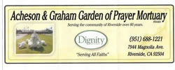 Acheson and GRaham Garden of Prayer Mortuary